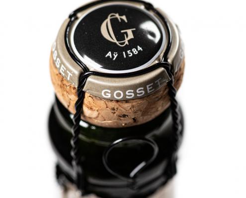 Capsule champagne kurk