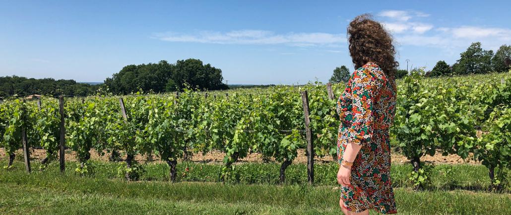Lotte weet Wijn in Champagnestreek