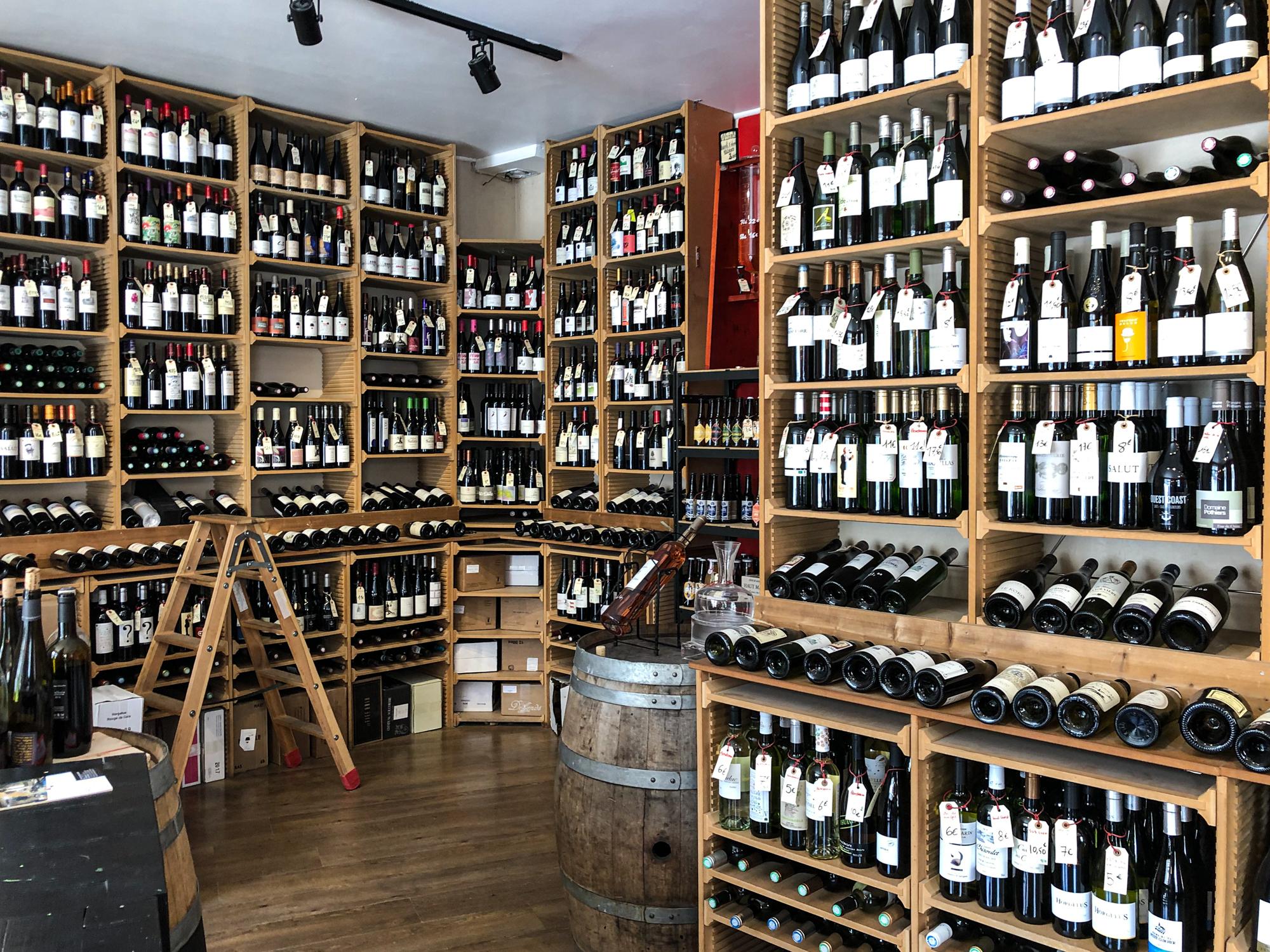 Wijnwinkel La Cuv Bordeaux
