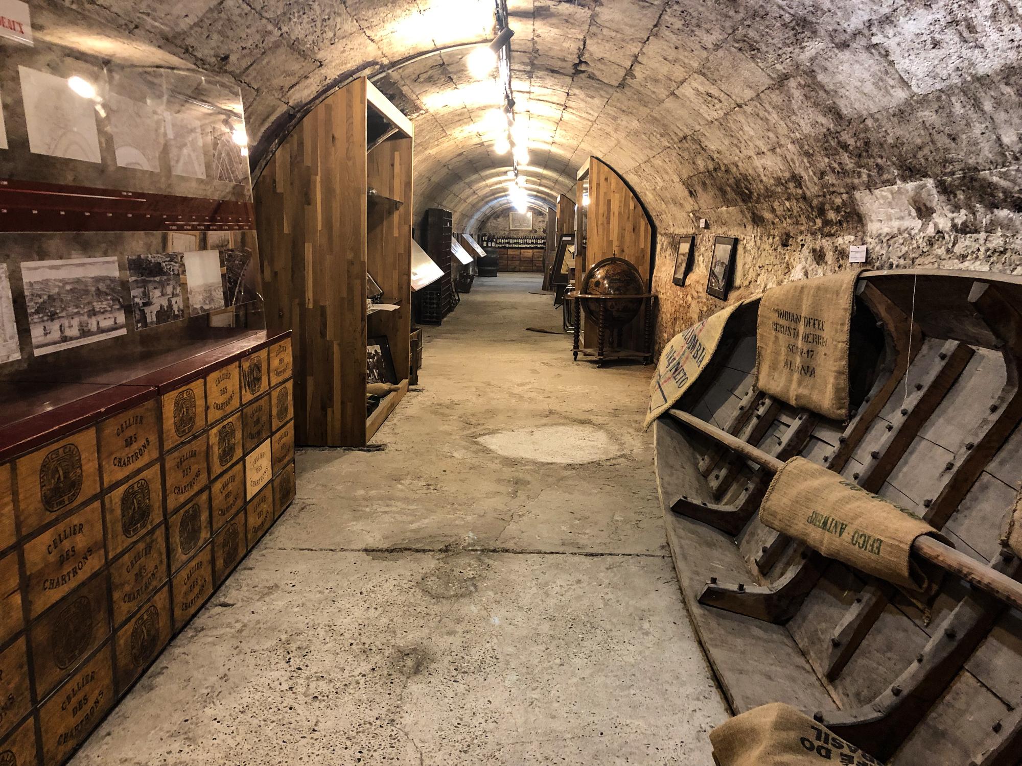 Musée du Vin et du Négoce Bordeaux