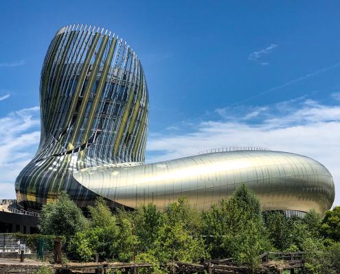 Wijninstituut Cite du Vin Bordeaux
