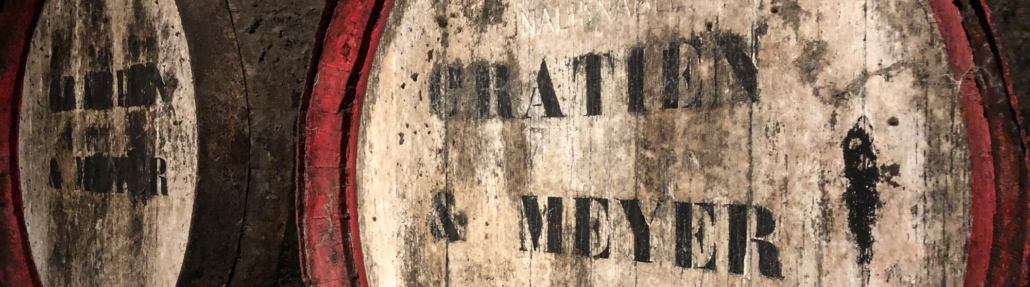 Wijn makene in houte