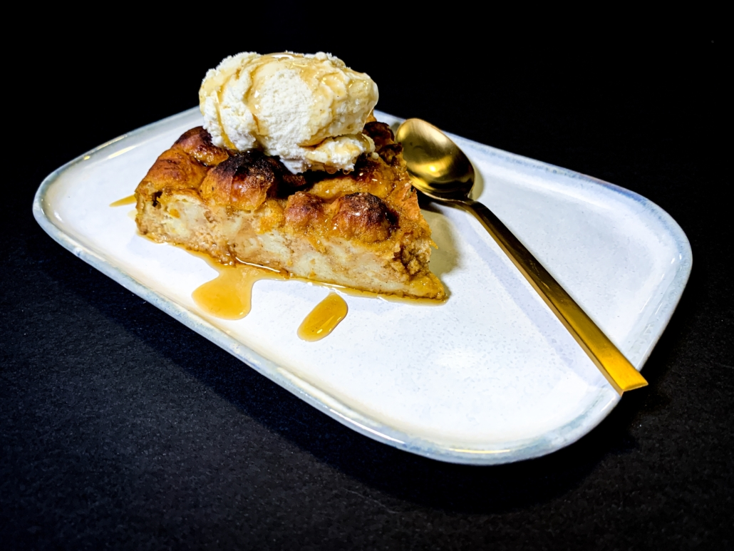Pudding au pain - Net als in Frankrijk