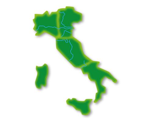 wijngebieden italië