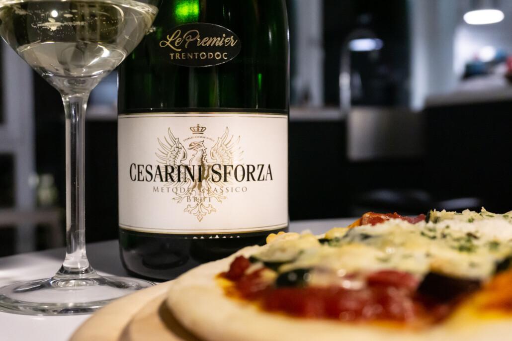 Pizza night met Italiaanse wijnen