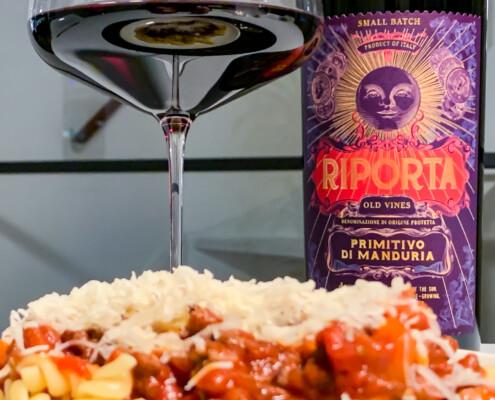 Wijnnotitie Riporta Primitivo