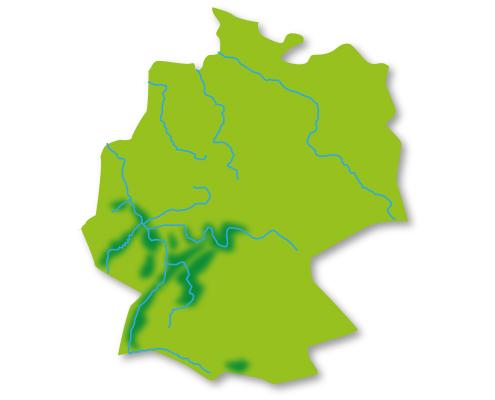 Wijngebied Duits