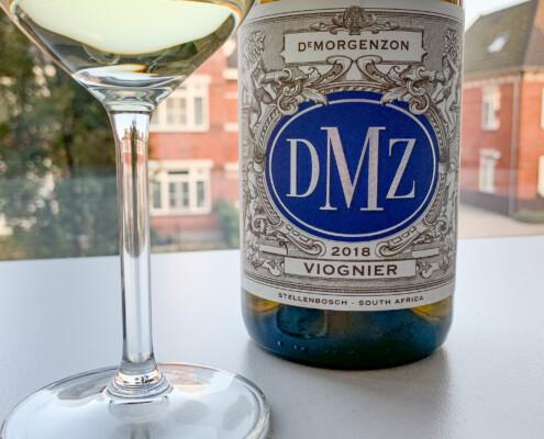 Proefnotitie DMZ viognier