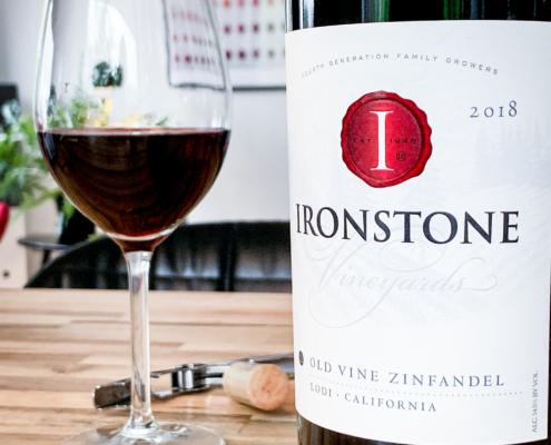 Ironstone, Old vine Zinfandel