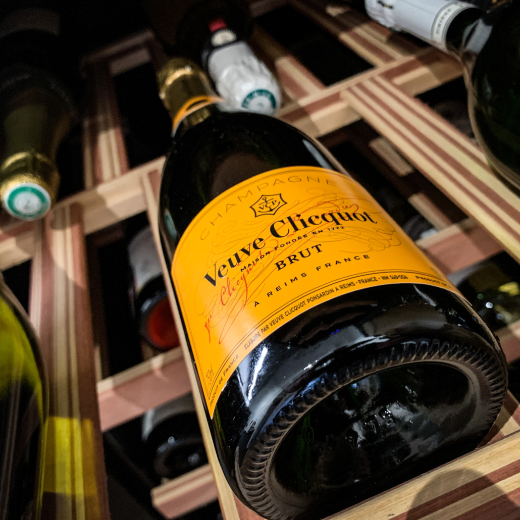 Veuve Clicquot-Ponsardin Champagne